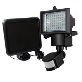 Riorand 60 led solar motion light flood lights security lighting zoom aloadofball Image collections