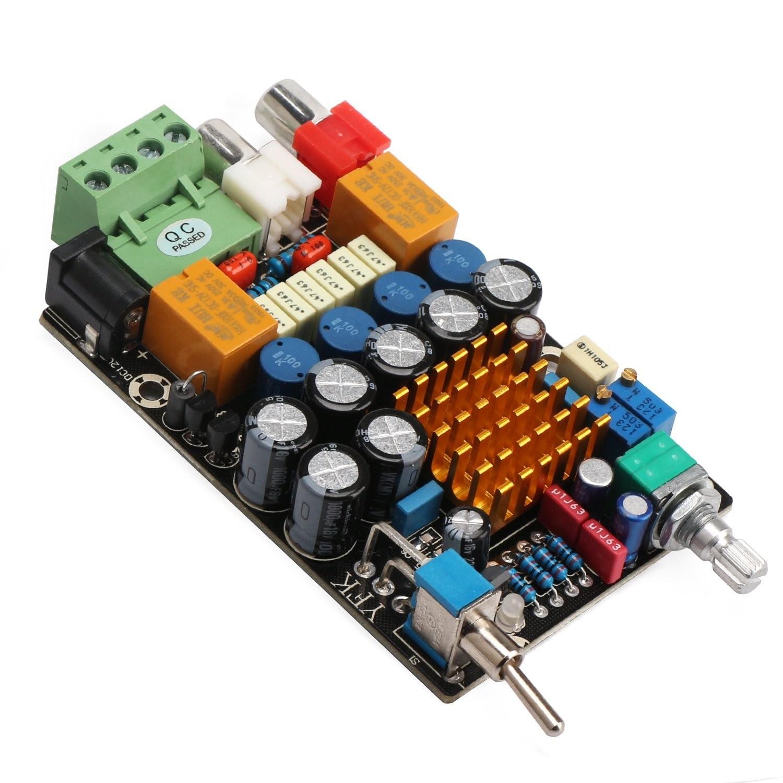Riorand 12v Digital Amplifier 2ch Audio Stereo Power Amp Board Dc 11
