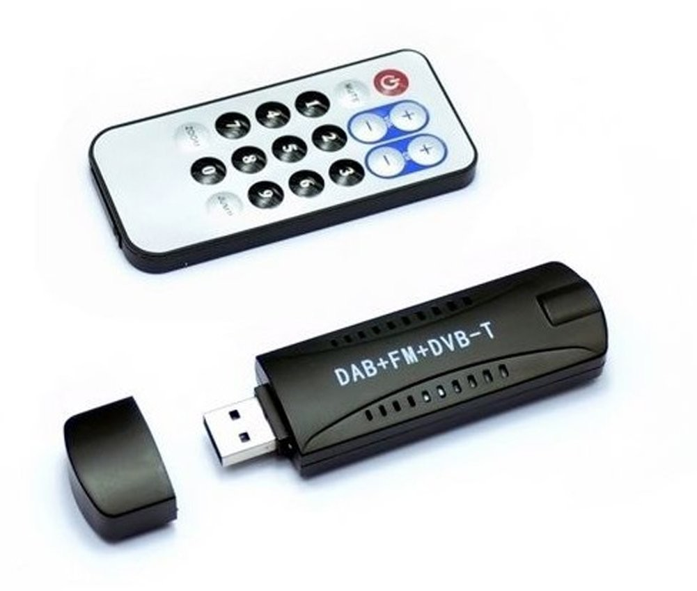 RioRand DVB-T RTL-SDR SDR TV DAB FM Realtek RTL2832U R820T 50MHz