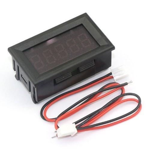 RioRand High Accuracy Digital Automotive Guage Voltmeter Car