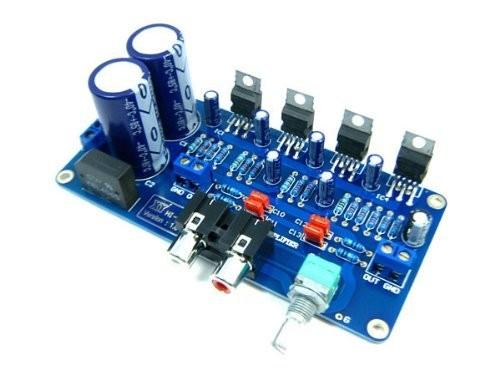 RioRand TDA2030A Digital Stereo Audio Power Amplifier 34W+