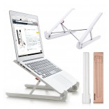 Portable Laptop Desk Stand Foldable Ventilated for Macbook and Notebook