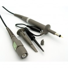 RioRand™ 100MHz Oscilloscope High Voltage Clip Passive Probe, X100, Max. 2000VDC