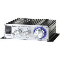 RioRand RR-2020A+ Tripath Class-T Hi-Fi Audio Mini Amplifier with Power Supply