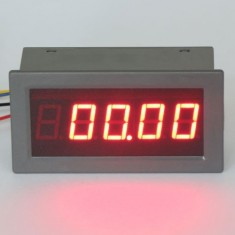 RioRand® Digital Ampere meter 100A DC High Accuracy Current Tester Red LED Display