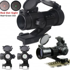 RioRand 1x35mmred/green Dot Sight Scope Tactical Reflex Stinger 4 MOA Red & Green Dot Sight Scope