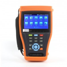 "RioRand 4.3"" Touch Screen IP Camera Test Monitor PoE Test CCTV Tester WIFI PTZ Controller HDMI OSD Menu IPC4300"
