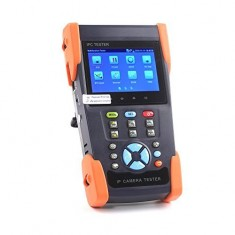 RioRand 3.5 inch Touch Screen Multifunction IP Camera CCTV Tester Support ONVIF With Video Record WIFI IPC-3500