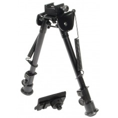 "RioRand 8.3""-12.7"" Hunting Tactical Rifle OP Adjustable Pivot Bipod"