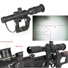RioRand Generic SVD4X26AK Rifle Scope