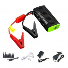 RioRand Car Jump Starter 13600mAH Automobile Emergency Power Bank Rechargeable Charger