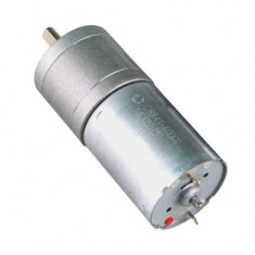 RioRand High Torque 12V 2RPM Electric Micro DC Geared Box Motor