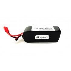 RioRand® RC Spare Parts 11.1V 5200mAh 25C LiPo battery for Walkera QR X350 PRO Quadcopter