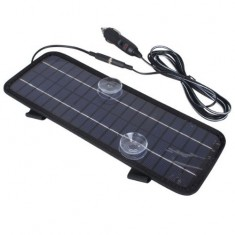 RioRand Powerful New 12V 4.5W Portable Solar Panel Battery Charger Car Boat