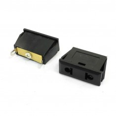RioRand® 10A 2500W EU / US Plug Sockets - Black + Yellow + Multicolored (2PCS / 250V)