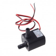 RioRand DC30A-1230 12V DC 2 Phase CPU Cooling Car Brushless Water Pump Waterproof Submersible