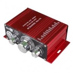 RioRand Hi-fi Mini Audio Digital Car Power Amplifier for Ipod MP3 DVD MP4 2 Channel