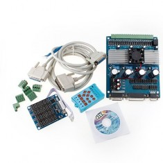 RioRand®4 Axis CNC Kit Handle Controller + LED Display + TB6560 Stepper Motor Driver