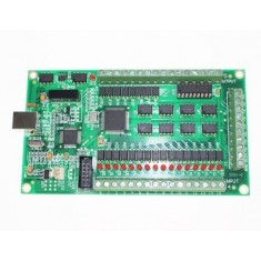 RioRand®4 Axis CNC USB Card Mach3 200KHz Breakout Board Interface Windows2000/XP/Vista