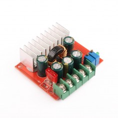 RioRand® DC/DC Synchronous Boost Buck Converter Constant Voltage/Current DC 4-32V to 0.8-32V 12V 8A Voltage Regulator LED Driver Adjustable Power Supply Module