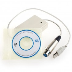 RioRand®DMX512 USB Interface for Vixen USB to DMX Dongle Adaptor Enttec Pro Compatible