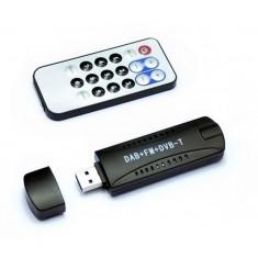 RioRand DVB-T RTL-SDR SDR TV DAB FM Realtek RTL2832U R820T 50MHz-2200MHz for Windows 8 7