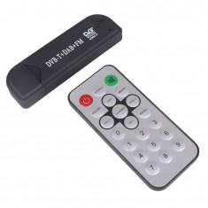 RioRand DVB-T USB TV RTL-SDR FM+DAB Radio Tuner Receiver Stick Realtek RTL2832U+R820T