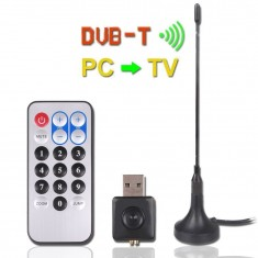 RioRand USB 2.0 DVB-T & RTL-SDR Realtek RTL2832U & R820T DVB-T Stick Tuner Receiver