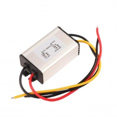 RioRand DC to DC Buck Voltage Converter 22-60V 24V/36V/48V to 9V 3A Volt Regulator Step Down Power Supply Module