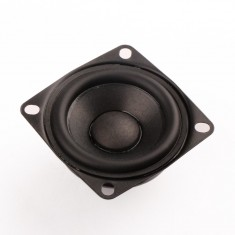 "RioRand® 5W 2"" inch 4 Ohm Full Range Audio Speaker Home Stereo Woofer Loudspeaker"