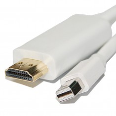 RioRand® Mini Display Port to HDMI Adapter Cable - 6 ft.