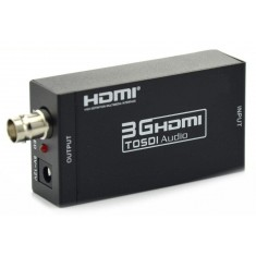 RioRand® MINI 3G HD 1080P MINI HDMI to SDI Converter BNC SDI/HD-SDI/3G-SDI Adaptor Audio
