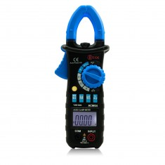 RioRand® ACM04 True-RMS AC/DC Clamp Meter with Inrush Current Measurement VS MS2108