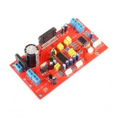 RioRand® TDA7850 MOSFET Car Audio Amplifier Board 4-channel 4*50W Treble Bass Adjustable DC/AC 12V