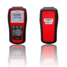 MaxiService VAG505 scan tool for most VW/ Audi/ Seat/ Skoda vehicles