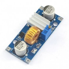 RioRand DC-DC Voltage Regulator Buck Converter 4-38V to 1.25-36V 5V/12V Power Supply Module 5A