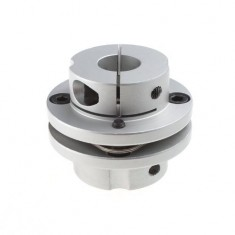 RioRand CNC 17x19mm Motor Shaft Coupler 17mm to 19mm Flexible Couplings OD 56x45mm