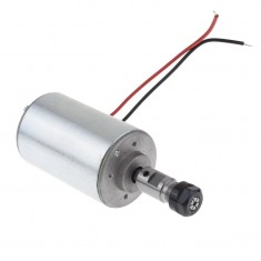 RioRand CNC DC12-48V ER11-200W A Spindle Motor for Router Engraving Machine