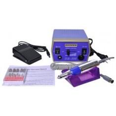 RioRand Professional 30,000 RPM purple Electric Ponceuse Nail Art Drill Manicure Machine