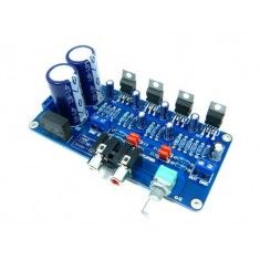 RioRand TDA2030A Digital Stereo Audio Power Amplifier 34W+34W Dual Channel BTL Circuit Amp Board DIY Kit