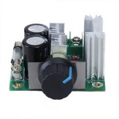 RioRand (TM) 12V-40V 10A PWM DC Motor Speed Controller w/ Knob