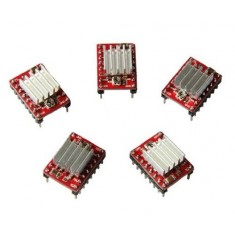 RioRand™ 5 x A4988 with heatsink+powerful crewdriver set+cooling fan,3D Printer RepRap