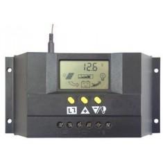RioRand™ CM30 serial intelligent solar charge controller,solar system controller,solar panel charge regulator (RRCM30-20A/48V)