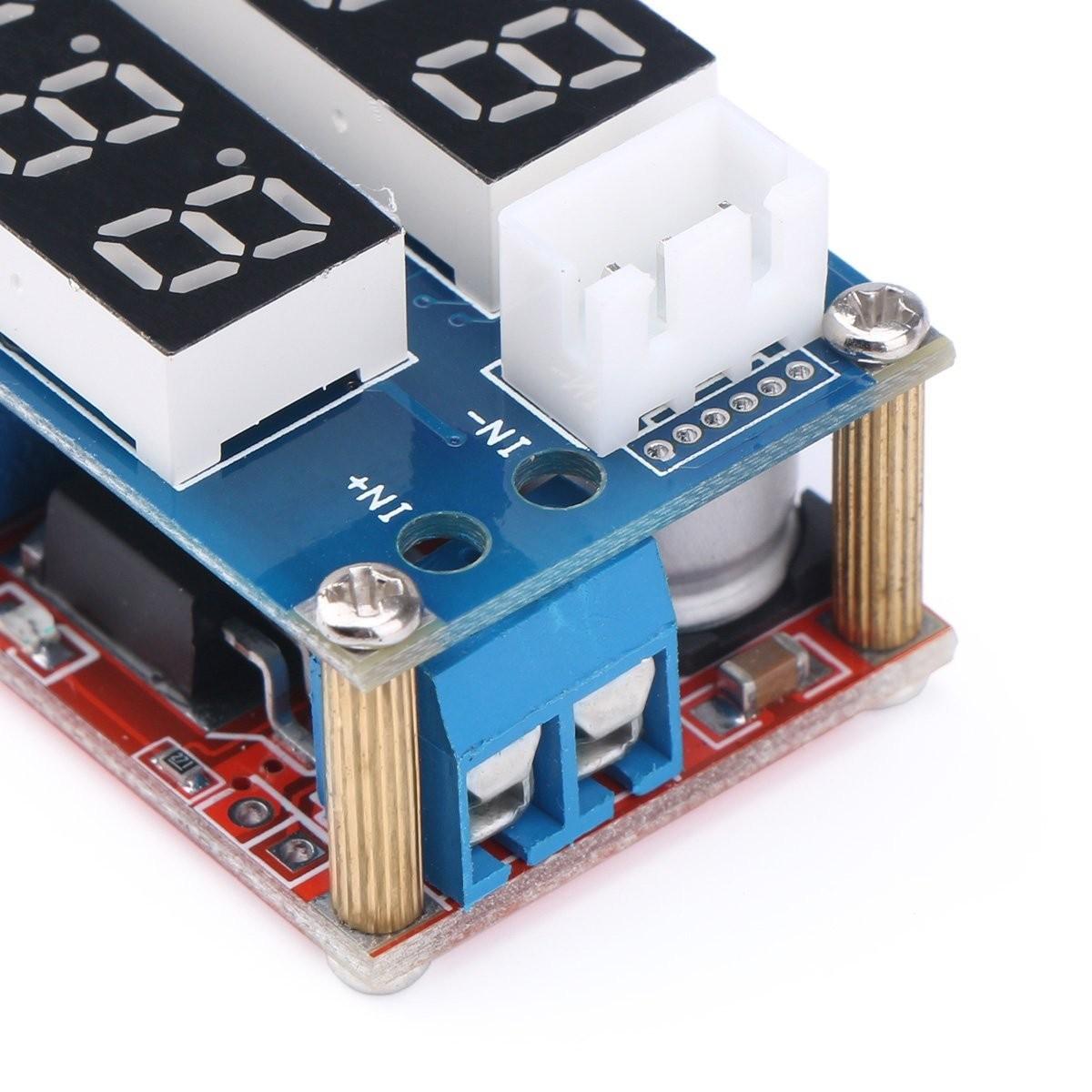 Riorand Dc Converter Buck Regulator 5v 30v To 08 29v Constant Lightbox Moreview