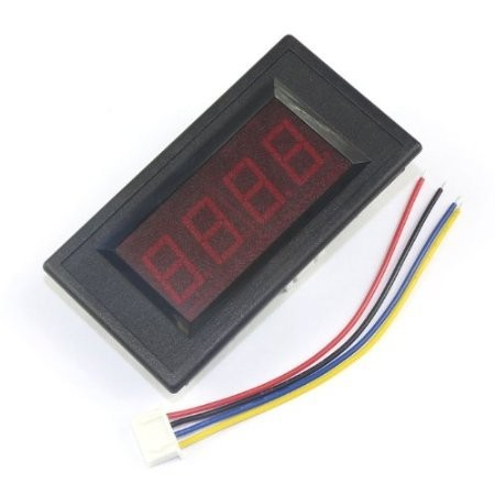 Prime Riorand 100A Dc Digital Amp Meter Curent Monitor With Ammeter Shunt Wiring 101 Tzicihahutechinfo