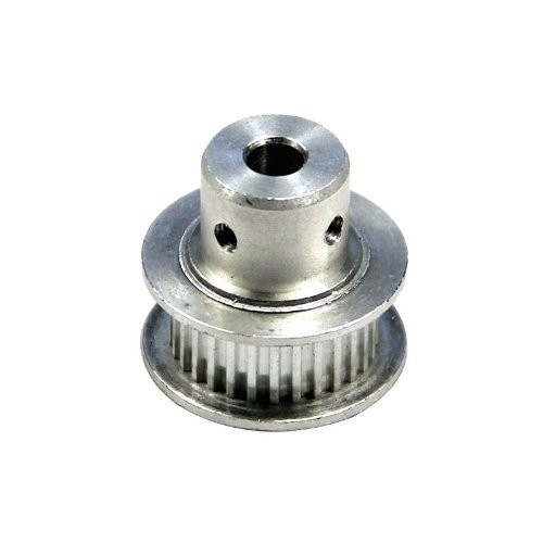 RioRand™ 2pcs Timing belt pulley Aluminum XY T2 Motor Pulley 5mm 29